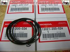 Honda CB 750 Four K0 K1 K2 - K6 Kolbenring Set ( 1.Übermaß ) Ring- Set piston