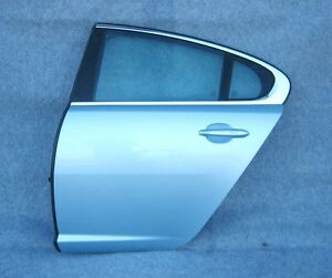 Original Jaguar XF Door Rear Left Since My 2013