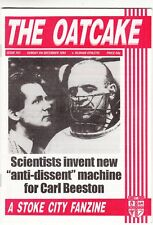 Fanzine - The Oatcake (Stoke City) Issue 107 - 4 Dec 1994