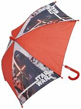 Children Umbrella Kids Disney Star Wars Episode 7 Designer Outdoor & Travelling