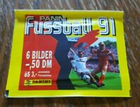Panini Bundesliga 1991 1Tüte Packet Pack Bustina Buli 91