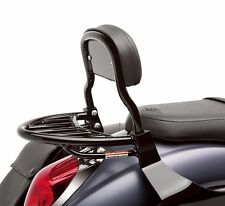 VN900 VULCAN 900 CUSTOM BLACK REAR LUGGAGE CARRIER RACK 2007-2015 07-15