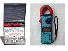Tester ICE 680G + Pinza amper. ICE 696 600A ac/dc