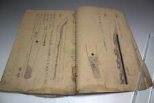 ASB21 Japanese Antique sword book Edo period