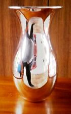Mirrored decanter vase