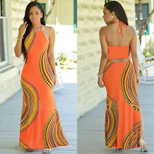 US Seller Women Summer Dress Maxi Long Evening Party Dress Beach Dress Sundress
