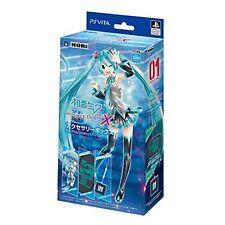 PS VITA Hatsune Miku Project DIVA X Accessories BOX Cover Pouch F/S w/Tracking#
