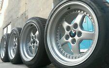 "Gotti 17"" Alufelgen 8,5J 10J ET20 BMW 635CSi E24 E31 E28 E34 E23 E32 E36 E46"