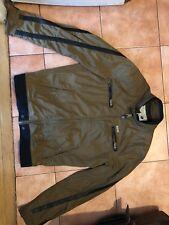 Men's DIESEL JEFFIR Jacket Dark Green Size XL BNWT!