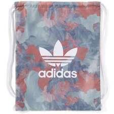Adidas Originals mujer logo del Trébol bolso para gimnasio camuflaje pastel