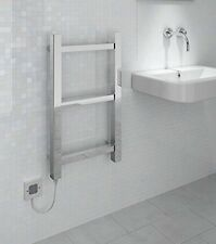 Chrome Kudox Wall Controller 800W Electronic For Electric Towel Rail Radiators