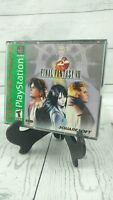 Final Fantasy VIII 8 (Sony PlayStation 1) Ps1 Greatest Hits 4 discs no manual