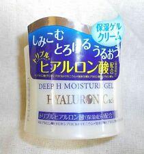 DAISO Triple Hyaluronic Deep H Moisture Gel Cream 40g Japan New F/S