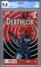 Deathlok #1  (2014)  Marvel Comics  CGC 9.8