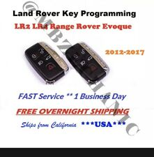 New listing Range Rover Sport Key Programming Service with 2 New Replacement keys 2012-2017