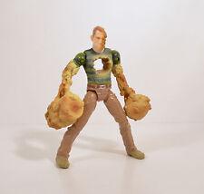 "2006 Sandman 5.5"" Hasbro Movie Action Figure Marvel Spider-Man"