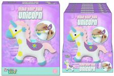 Make Your Own Felt Unicorn Toy Childrens Gift Playset Craft Sewing Kit