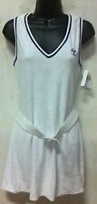 NWT Trina Turk Swim & Spa Collection WhiteTerry Cloth Cover Up (SZ XS) MSRP $118