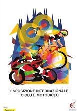2016 Folder Esposizione Ciclo e Motociclo Numerato Edizione limitata 6099 Italy