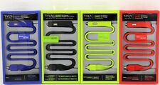 Tylt Band 2.1 Amp Micro USB Flat Ribbon In-Car Charger Four Colours Available