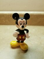 Small Mickey Mouse Porcelain Figurine Figure Malaysia Vinatge? Disney