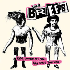 THE BRIEFS KIDS LAUGH AT YOU TAKEN BY SUPRISE RECORDS VINYLE NEUF NEW SINGLE