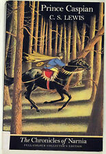 """""""PRINCE CASPIAN"""", C.S. Lewis, Full colour collector's edition, VG"""