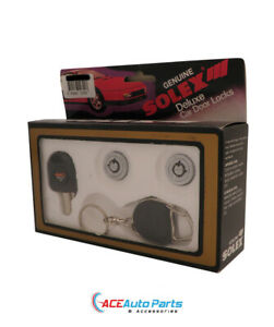 Solex Anti-Theft Door Lock Set For Toyota Hilux 03/1989~01/2005