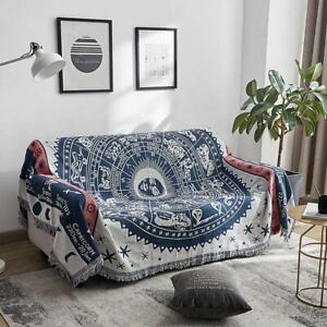 Sofa Blanket Towel Chair Cover Bedding Thows Floor Rug Carpet Mat Bed Coverlet