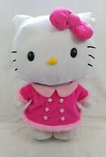 Hello Kitty Christmas Holiday Standing Plush Doll Porch Greeter 20""