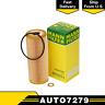 Mann 1pc Engine Oil Filter Fits 1990-1992 Mercedes-Benz 300CE l6 3.0L UA21