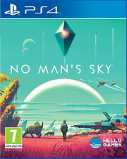 No Man's Sky (Sony PlayStation 4, 2016, DVD-Box) Science Fiction  (me15)