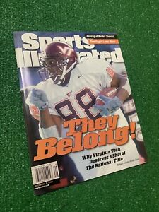 Sports Illustrated Magazine-December 6,1999 (Andre Davis cover)