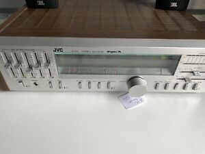 JVC R-S33 Stereo Receiver Super-A 190W -Tested