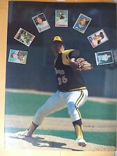 GAYLORD PERRY SAN DIEGO PADRES MAGAZINE PAGE CUTOUT FREE SHIPPING !