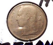 CIRCULATED 1949 5 FRANCS  COIN! (83115)