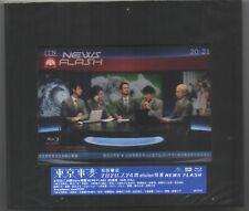 Tokyo Incidents Tokyo Jihen 2020.7.24 Jun vision Takuban New Flash 2021  BLU RAY