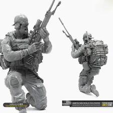 █ 1/35 Resin Modern US Sniper Unpainted Unassembled YF111