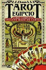 Tarot egipcio en caja: Curso completo con mazo de cartas (Spanish Edition) by…
