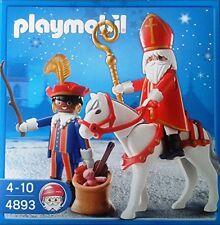 Playmobil 4893 Sinterklaas and Zwarte Piet