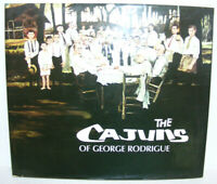 The Cajuns of George Rodrigue by George Rodrigue (1976) HC.DJ.1st. Signed Ed