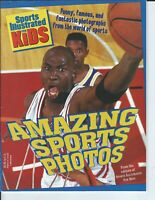 SPORTS ILLUSTRATED FOR KIDS  MICHAEL JORDAN On Cover 1995