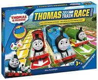 Ravensburger THOMAS & FRIENDS TRAIN RACE Toys Games BN