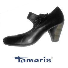 Tamaris Damenschuhe ohne Verschluss mit hohem Absatz (5 8 cm
