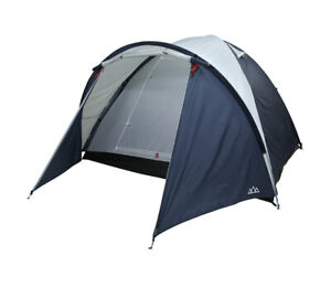 5 Person Dome Tent with Vestibule Water repellent PU1000 Power cord inlet UPF50+