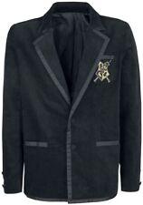 Harry Potter Hogwarts Black Velvet Dueling Club Blazer Jacket Cosplay Costume M