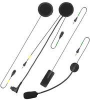 KIT AUDIO CELLULAR LINE DOPPIO MICROFONO F2 F2S F3 F3S F4 F4S