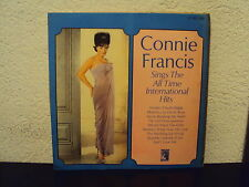 CONNIE FRANCIS - sings the all time international hits   ***Bra - Press***
