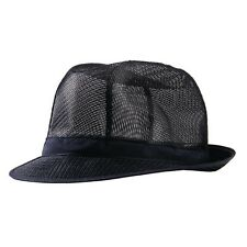 Trilby Hat Navy Blue Chefs Clothing Cooking Lightweight material Size Large