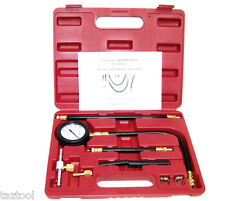 Fuel Injection Pump Pressure Gauge Tester Gasoline Test Gas Injectors tester set